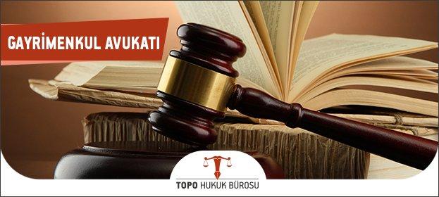 Gayrimenkul Avukatı