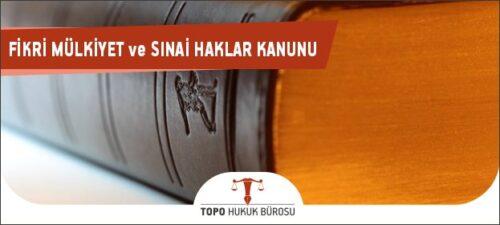 Fikri Mülkiyet ve Sınai Haklar Avukatı