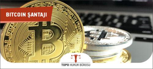 bitcoin şantajı,bitcoin ile şantaj,bitcoin şantaj